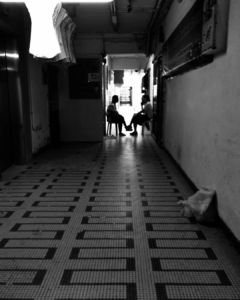 rules of engagement~second image in the Chungking mansions series